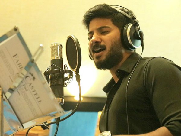INTERESTING! This Is What Dulquer Salmaan Thinks About His Singing!