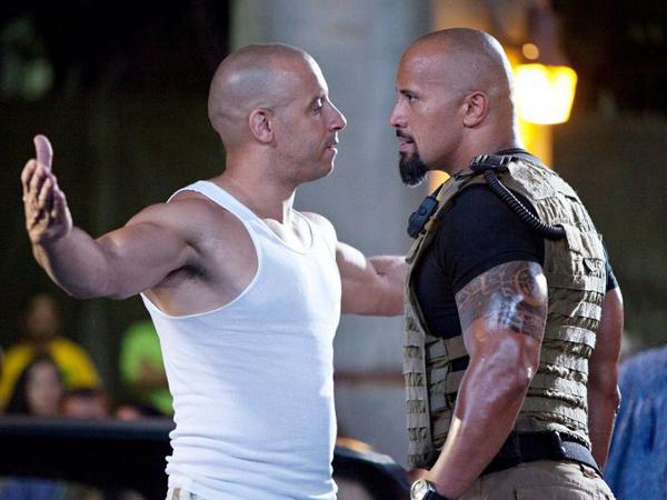 Feud With Dwayne Johnson Was Overemphasized Feels Vin Diesel