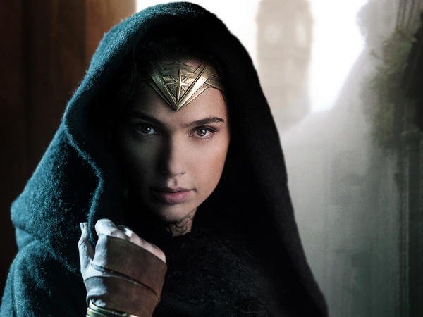 Gal Gadot Shot For Wonder Woman While Pregnant