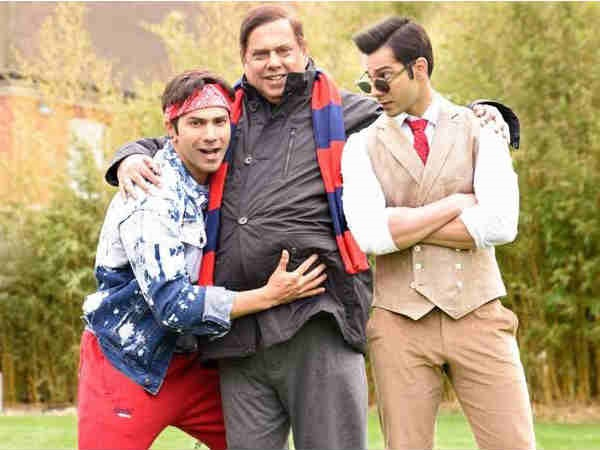 Judwaa 2: Varun Dhawan As 'Judwaa' Boys Raja & Prem Pose For An Interesting Picture!