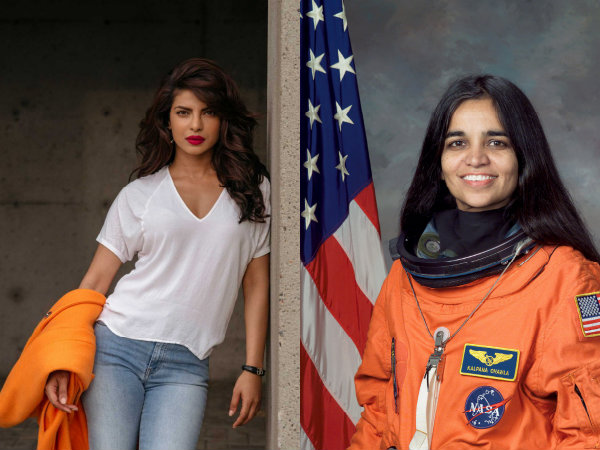 Blasting Into Space! Priyanka Chopra To Play Kalpana Chawla In The Astronaut's Biopic?