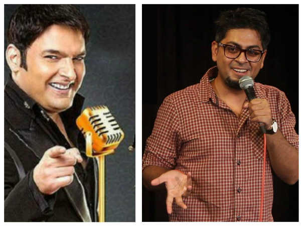 Stand-up Comedian Abijit Ganguly Accuses Kapil Sharma & His Show Of Copying His Joke!