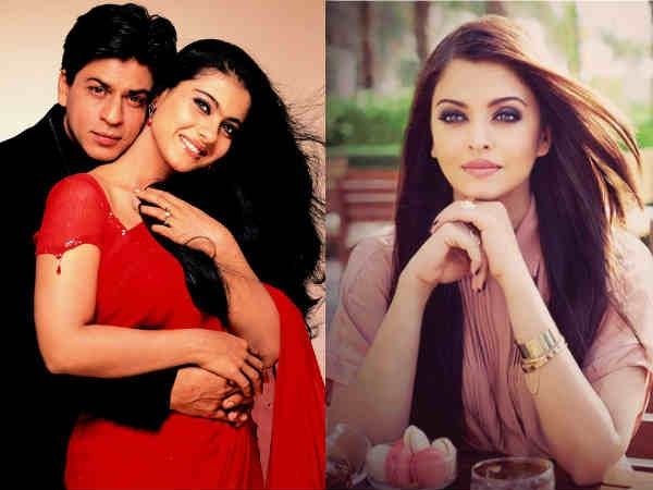 WHAT! Aishwarya Rai Couldn't Be A Part Of Karan Johar's Kabhie Khushi Kabhie Gham Because Of Kajol