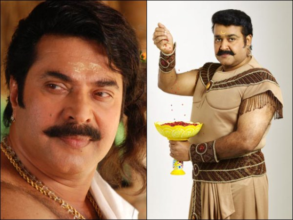 Will Mammootty Be A Part Of Mohanlal's Mahabharata? The Director Answers...