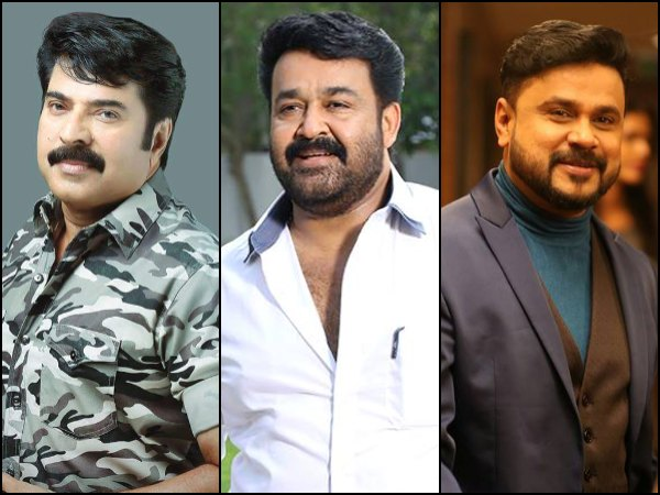 Cut To 2007! When Mammootty, Mohanlal & Dileep Ruled The Vishu Season!