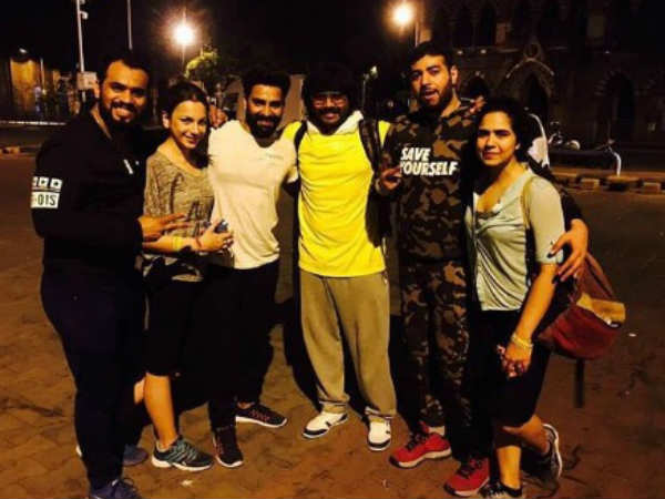 Manveer Gujjar & Nitibha Kaul Spotted Hanging Out Together In Mumbai! (PICS)
