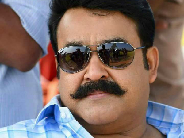 WOW! Mohanlal Turns College Principal