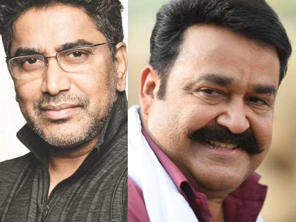 Mohanlal Is The ONLY Choice For Bheeman: VA Shrikumar Menon
