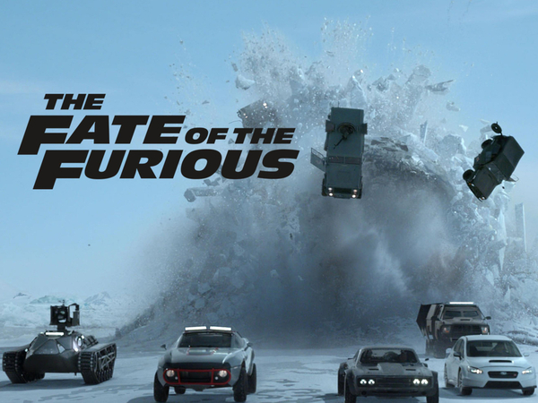 The Fate Of The Furious Movie Review: Rides On High-Octane Escapism And Insane Action