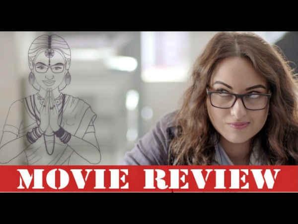 NoorMovie Review: Noor's Self Discovery Journey Triumphs Over Her Journalist Self!