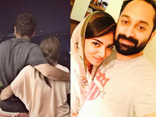 This's How Nazriya Nazim Proposed To Fahadh Faasil!