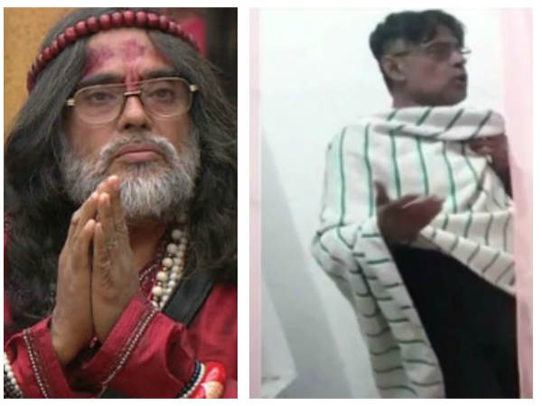 Bigg Boss 10 Contestant Om Swami's Shocking Avatar: Is This His New Look For Nach Baliye 8?