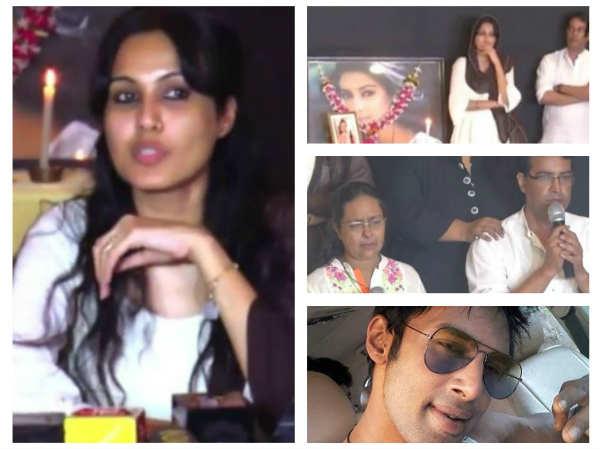 Rahul Raj Singh Sues Kamya Punjabi For Rs 1 Crore Over Releasing Pratyusha Banerjee's Short Film!