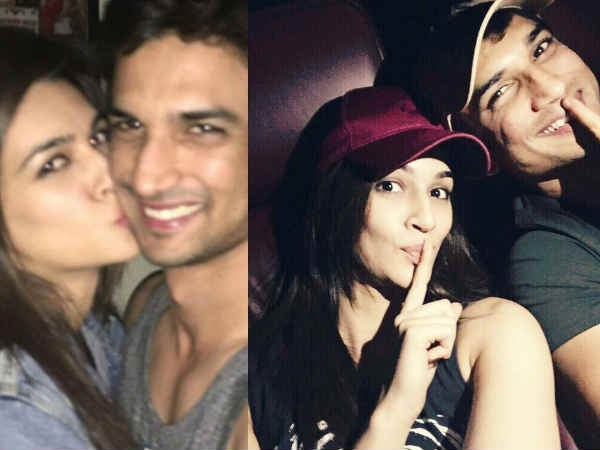 AHEM! Sushant Singh Rajput ADMITS He Loves Spending Time With Kriti Sanon; What's Brewing?