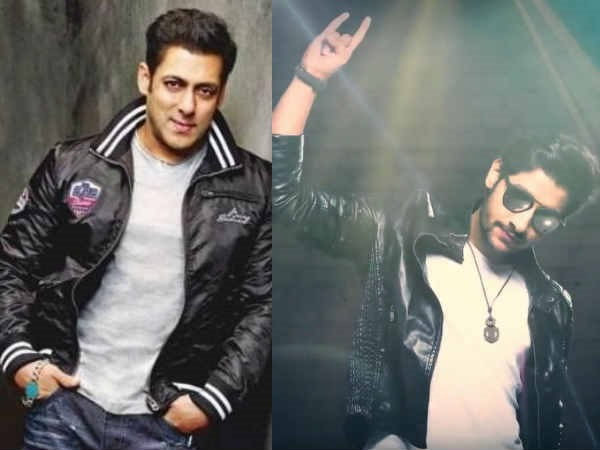 WOAH! Salman Khan UNVEILS The First Look Of 'Sairat' Boy Aakash Thosar From Mahesh Majrekar's FU