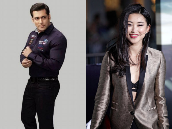 Salman Khan Gifts Something Special To His Tubelight Co-star Zhu Zhu!