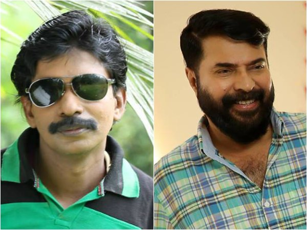 INTERESTING! Santhosh Pandit To Join Mammootty's Upcoming Biggie!