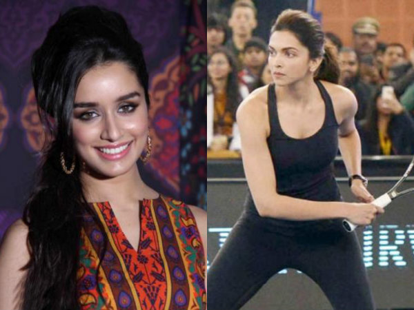 shraddha kapoor to play the role of saina nehwal in the