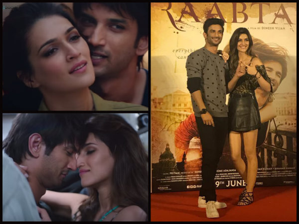 Why Is Sushant Singh Rajput Dating Kriti Sanon? Well, We Just Found Out The Reason!