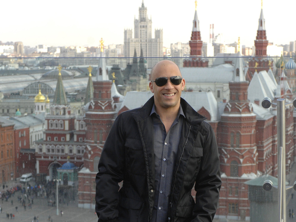 Journey To Success Is Where The Fun Lies Feels Vin Diesel