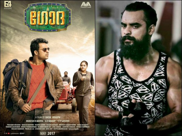 Tovino Thomas's Godha: Here Is the Release Date Of The Movie!