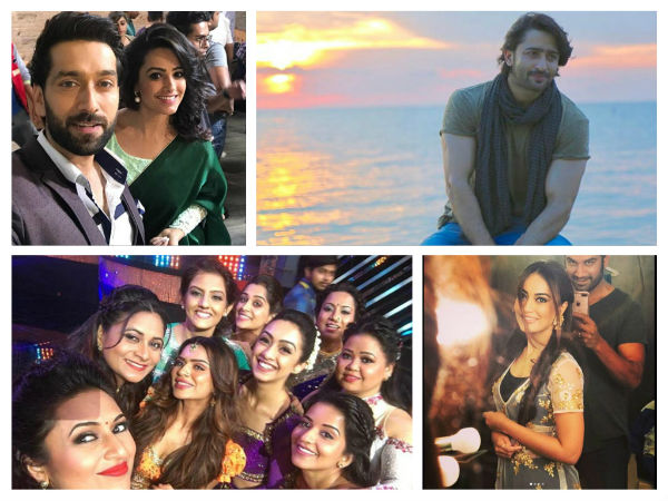 Anita Hassanandani, Divyanka, Shaheer & Other Best Instagram Pictures Of TV Celebs This Week!