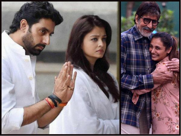 PIC TALK: Unlike Abhishek & Aishwarya, Amitabh Bachchan Still Shares A Warm Bond With Rani Mukerji