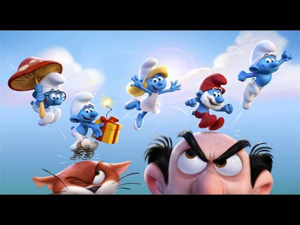 Tamil Movie Smurfs The Lost Village English Full Movie Download