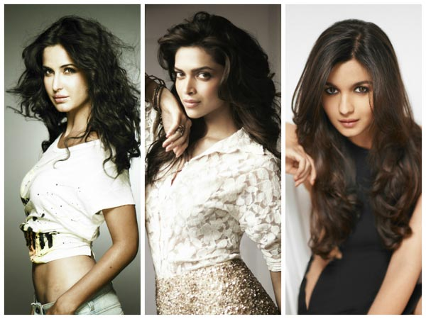 Is Katrina Kaif Happy Now? Deepika Padukone's Loss Is Alia Bhatt's Gain!