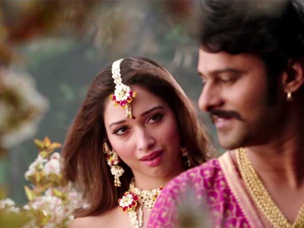 Tamannaah Bhatia Leaks A MAJOR SECRET; Says The Climax Of Baahubali 2 Takes Place Because Of Her!