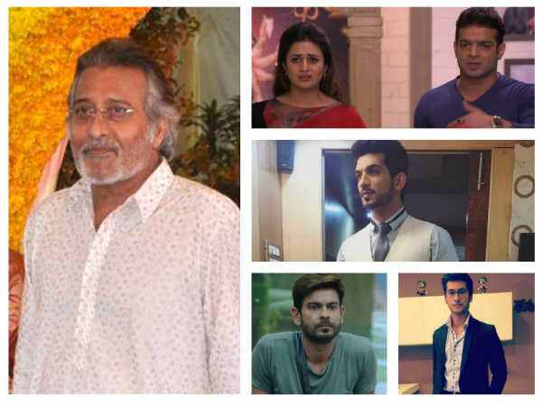 #RIPVinodKhanna: Divyanka Tripathi, Karan Patel, Arjun Bijlani & Other TV Celebs Mourn Actor's Death