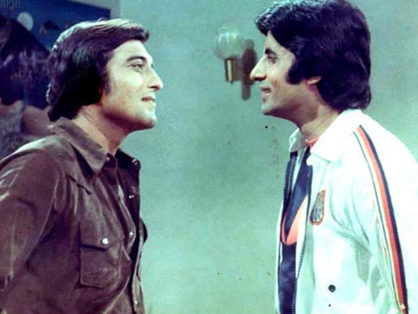 MEMORIES! When Amitabh Bachchan Kept Apologizing To Vinod Khanna For A Horrific Accident!