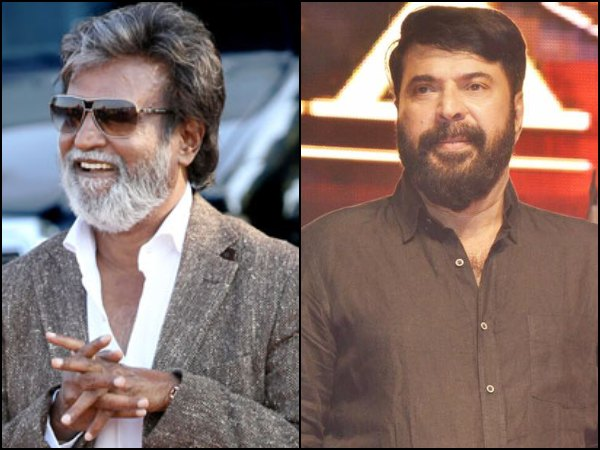 MUST READ! When Mammootty Wanted To Direct Rajinikanth!
