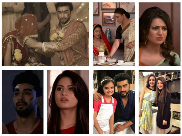 Yeh Hai Mohabbatein: Ishita Gets Roshni To The Bhalla House; Arjun & Shraddha Kapoor On YHM Sets!