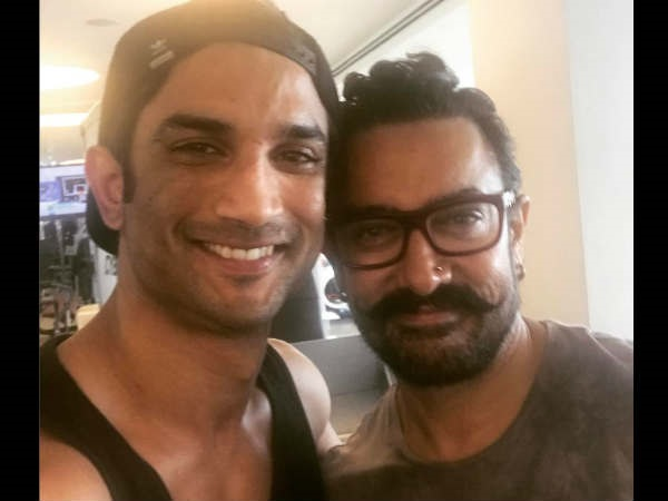 Is Aamir Flaunting His New Look From Thugs Of Hindostan