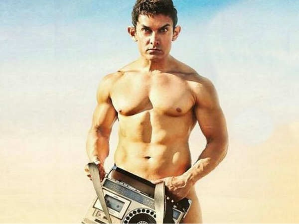 When Aamir Went Almost Nude For PK