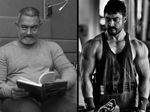 His Jaw-Dropping Tranformation For Dangal