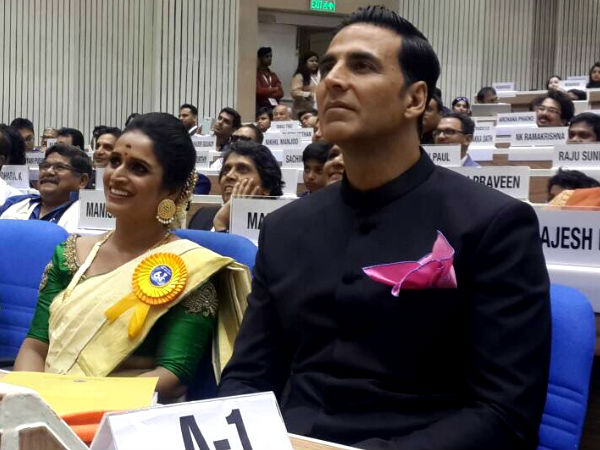 Akshay In A Traditional Wear