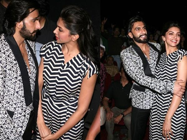 When Ranveer Singh Revealed When He Got Close To Deepika