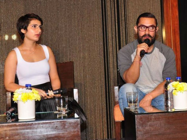 Aamir Is The Reason Behind Fatima's Selection.