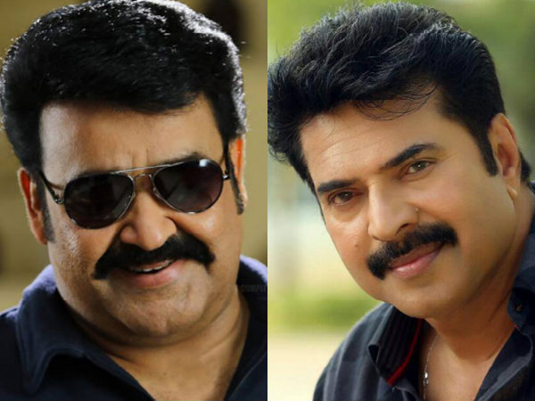 Mammootty And Mohanlal's 2017 So far