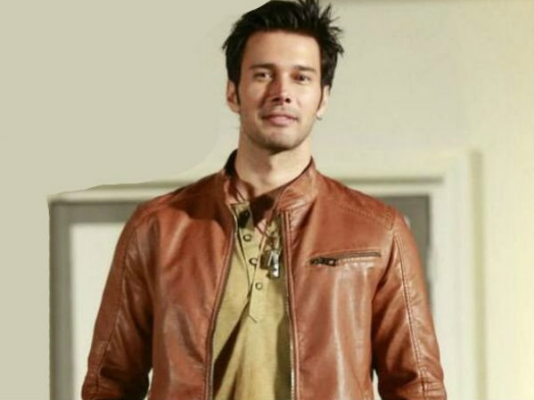 Rajniesh Duggal Makes TV Debut