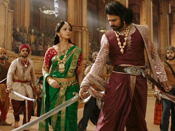 Action Against Piracy Of Baahubali 2