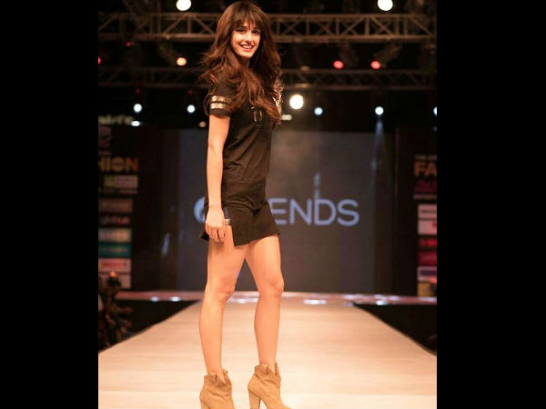 Disha's New Look Is All About The Fringes