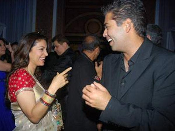 Karan Johar Was Also There