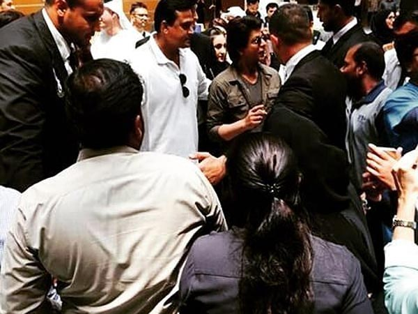 SRK On Dubai Tourism Films