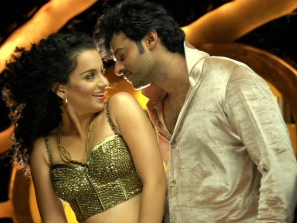 Kangana's Revelation About Her Fight With Prabhas