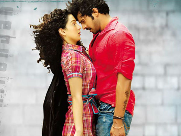 Now, She's Happy For Prabhas