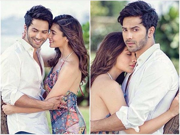 Varun Dhawan Opens Up About His Link-up With Alia Bhatt ...