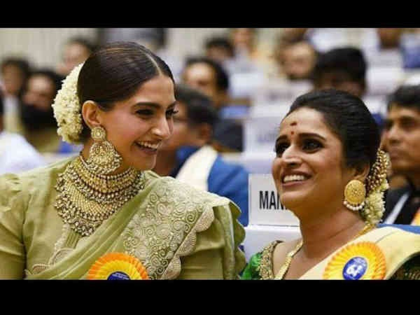 When Surabhi Got Introduced To Sonam's Boyfriend